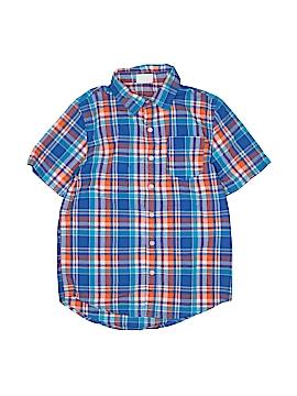 Crazy 8 Short Sleeve Blouse Size 7-8