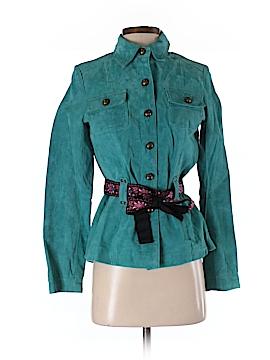 Ruff Hewn Leather Jacket Size S