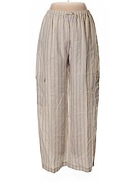 Eskandar Linen Pants Size 16 (3)
