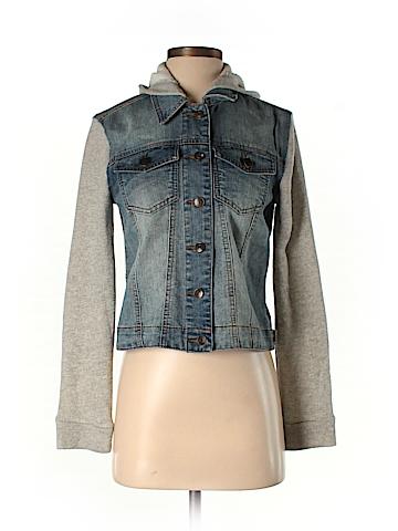 Wendy Bellissimo Denim Jacket Size S (Maternity)