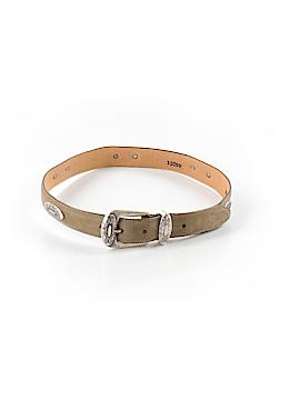 Brighton Leather Belt Size S