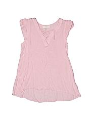 Soprano Girls Short Sleeve Top Size S (Kids)