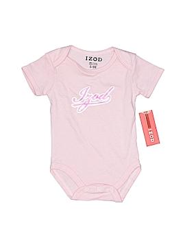 IZOD Short Sleeve Onesie Size 6-9 mo