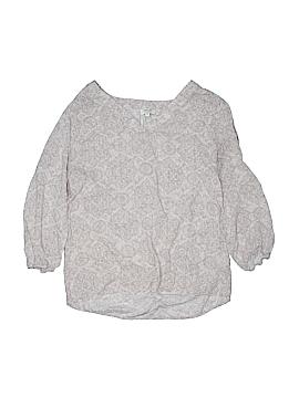 Marina Luna 3/4 Sleeve Blouse Size M