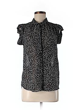 PREMISE Short Sleeve Blouse Size S
