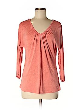 Reba 3/4 Sleeve Top Size M