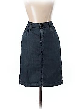 Level 99 Denim Skirt 25 Waist