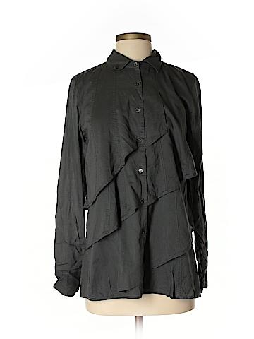 J. Crew Long Sleeve Blouse Size 6