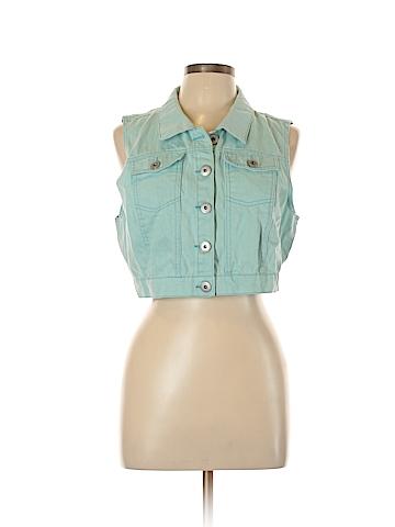 Highway Jeans Denim Vest Size XL
