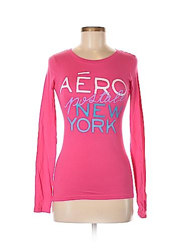 Aeropostale Long Sleeve T-Shirt Size S