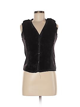 Celine K Faux Fur Vest Size M