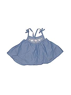 Chelsea Clothing Company Sleeveless Blouse Size 12 mo