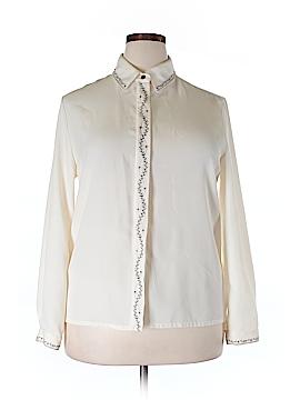 Koret Long Sleeve Blouse Size 14