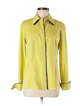 Finley Long Sleeve Button-Down Shirt Size M
