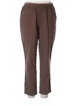 Denim 24/7 Khakis Size 18 (Plus)