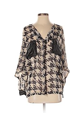 Uniq 3/4 Sleeve Blouse Size S