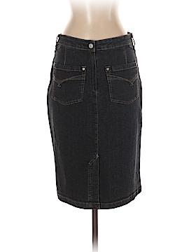 French Dressing Denim Skirt Size 4