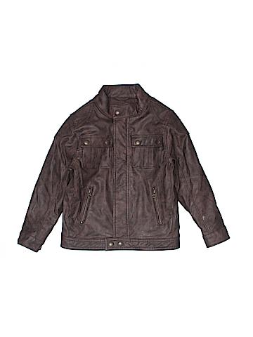 Baby Gap Faux Leather Jacket Size 5