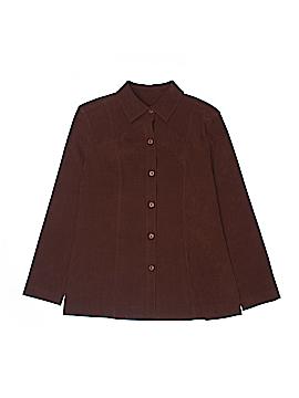 Norton McNaughton Wool Blazer Size 8 (Petite)