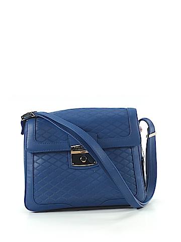Pourchet Leather Shoulder Bag One Size