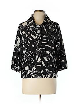 Laura Ashley 3/4 Sleeve Blouse Size L (Petite)