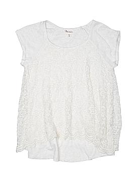 Ten Sixty Sherman Girls Short Sleeve Top Size M (Youth)