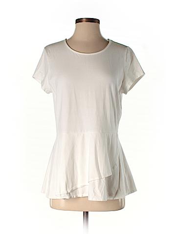 Isaac Mizrahi LIVE! Short Sleeve Top Size S