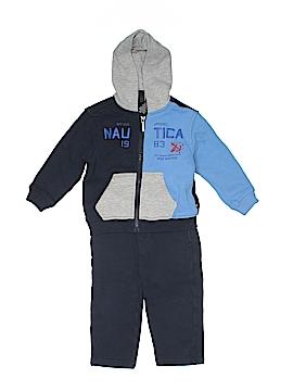Nautica Zip Up Hoodie Size 18 mo