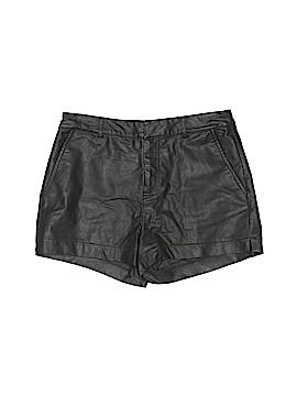 XXI Faux Leather Shorts Size 2