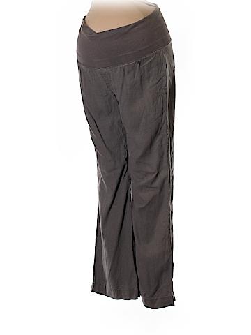 Old Navy - Maternity Linen Pants Size M (Maternity)