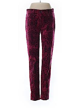 J Brand Velour Pants 29 Waist