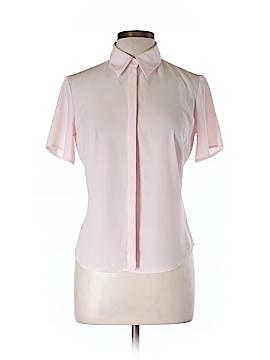 Marks & Spencer Short Sleeve Blouse Size 10 (UK)
