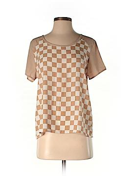 Fio Fio Short Sleeve Blouse Size M