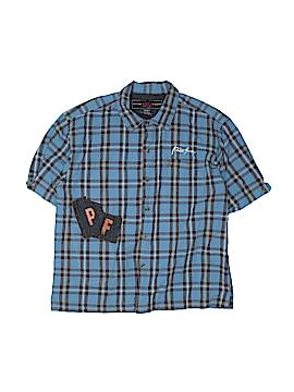Phat Farm Short Sleeve Button-Down Shirt Size 12