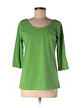 J. Peterman 3/4 Sleeve T-Shirt Size M