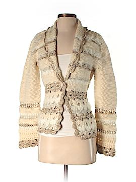 Beth Bowley Wool Cardigan Size XS