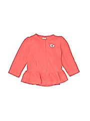 Carter's Girls Fleece Jacket Size 12 mo
