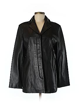 Reaction Leather Jacket Size M