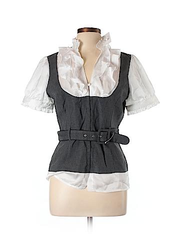 Rue21 Short Sleeve Blouse Size L