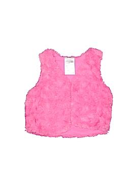 Baby Essentials Faux Fur Vest Size 6 mo