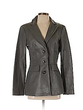 Neiman Marcus Leather Jacket Size S