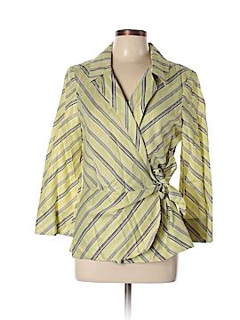 Tesori Long Sleeve Blouse Size L