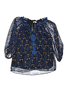 Joy Joy Short Sleeve Blouse Size XS