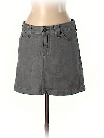 Patagonia Denim Skirt Size 2