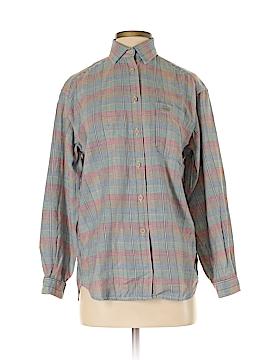 Missoni SPORT Long Sleeve Button-Down Shirt Size S