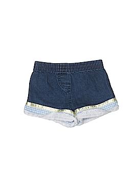 Miniwear Denim Shorts Size 0-3 mo