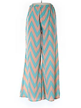 Pink Owl Dress Pants Size L