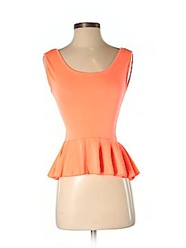 Boohoo Boutique Sleeveless Blouse Size 4