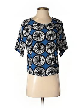Marimekko Short Sleeve Blouse Size XS