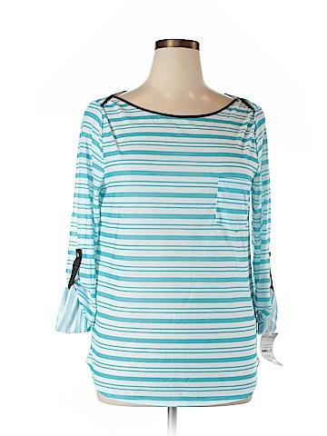 Rebecca Malone Long Sleeve Top Size XL